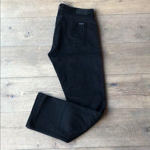 """Hudson """"Byron"""" 5-Pocket Straight Leg Denim Jean"""